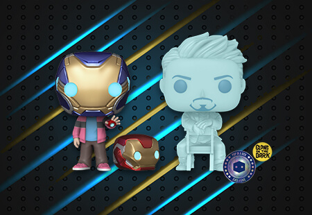 Iron Man 2 Pack