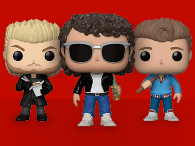 LOST BOYS POPS