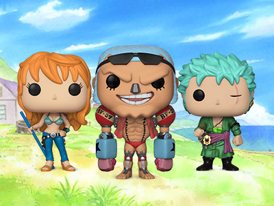 ONE PIECE POPS