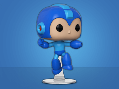 MEGA MAN POP! VINYL