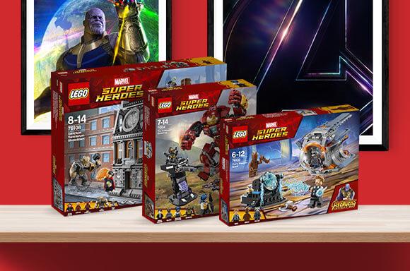 20€ de LEGO = cadeau LEGO offert