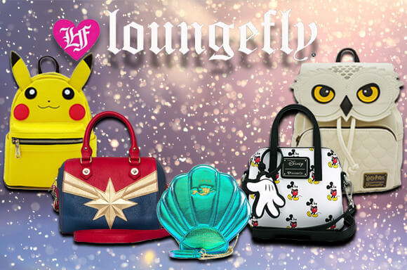 20% OFF LOUNGEFLY
