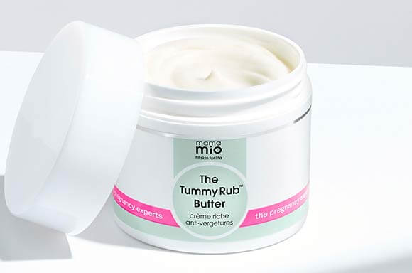 The Tummy Rub Butter