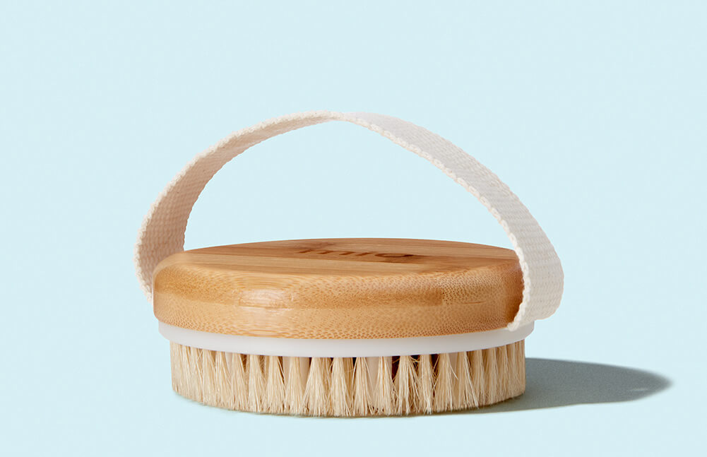 Sign up to be notified when our iconic body brush is back in stock