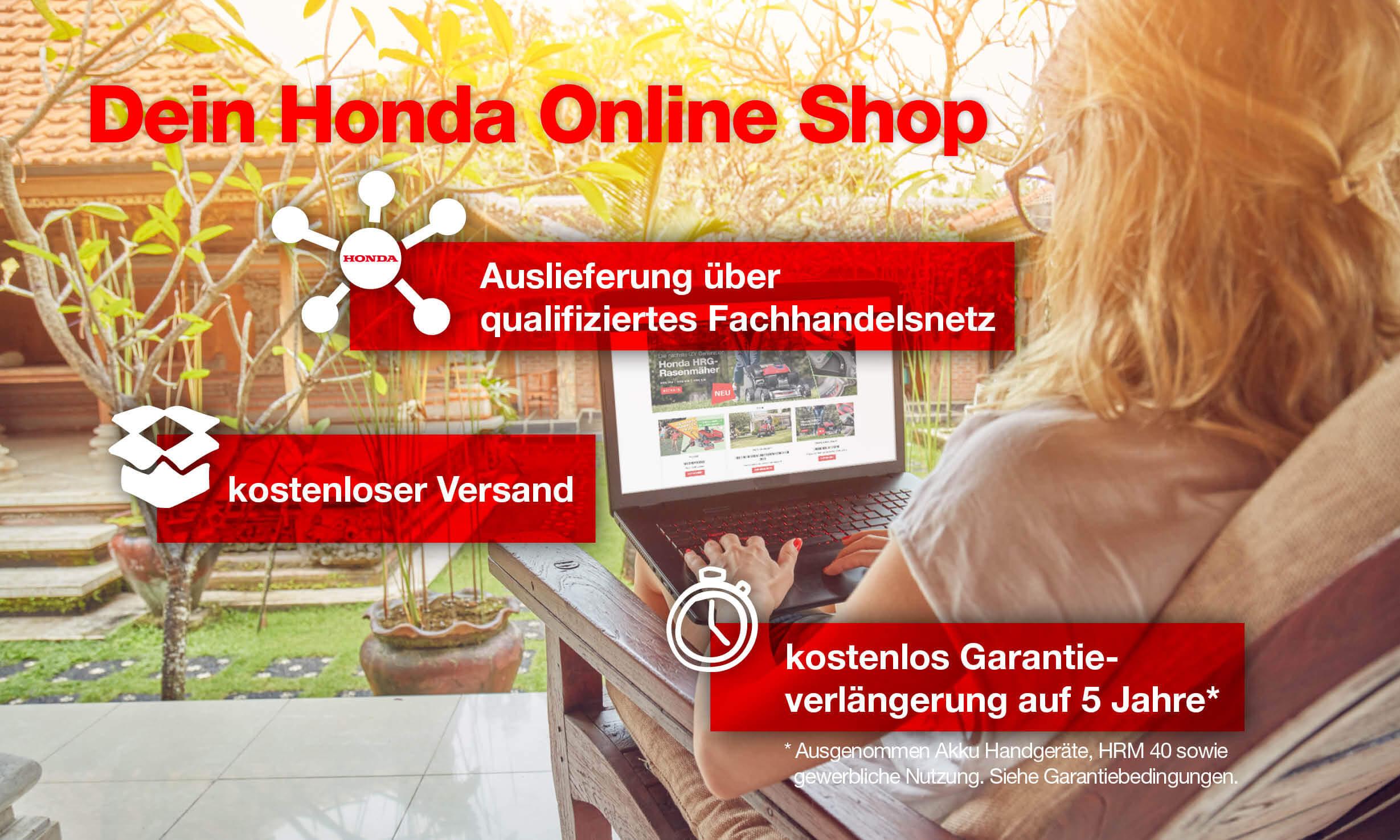 Honda 5 Jahre Garantie