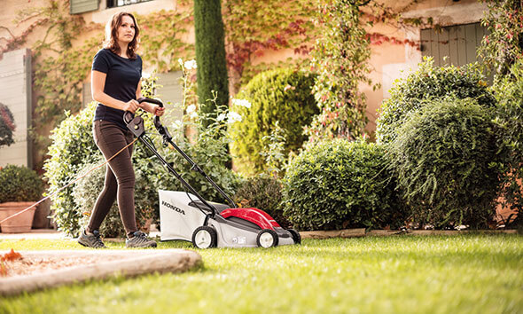 Honda HRE Electric Lawn Mower