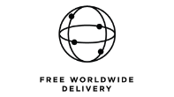 Free world wide shipping