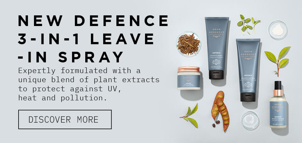 New Defence 3 in 1 Spray. Click to read more