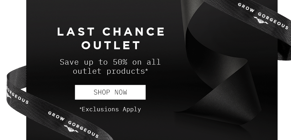Lat chance Outlet. Save up to 50% on all outlet products