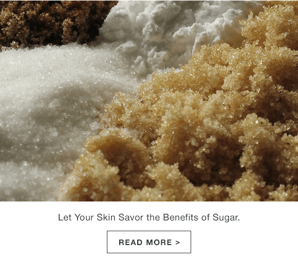 What are the Skin Benefits of Sugar?