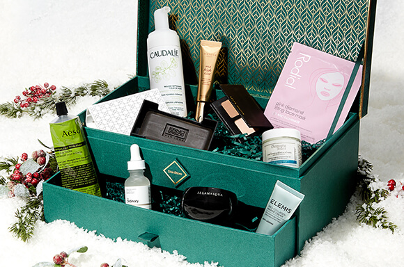 SkinStore Evergreen Beauty Box