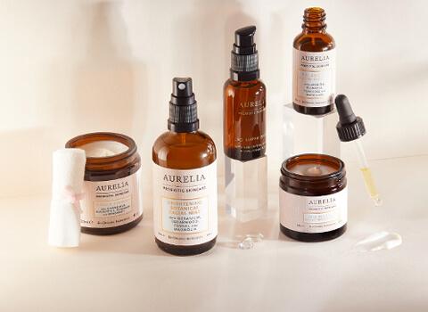 Aurelia product range