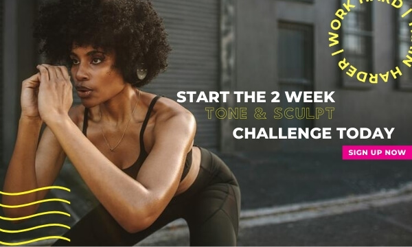 tone and sculpt challenge