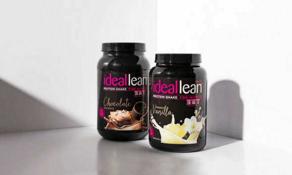 IdealLean 30 Day Fat Burn Stack