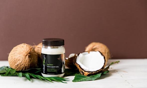 IdealRaw Organic Coconut Oil