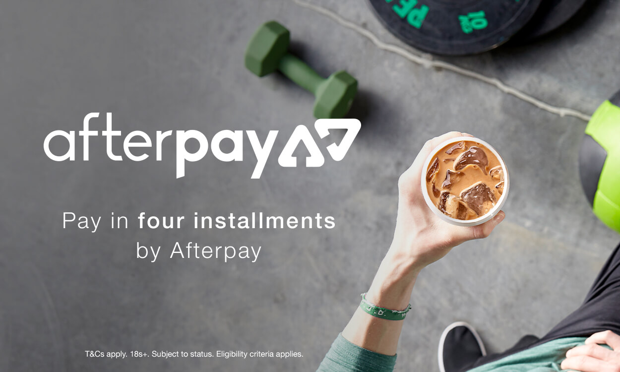 Afterpay Shop Now. Enjoy Now. Pay Later