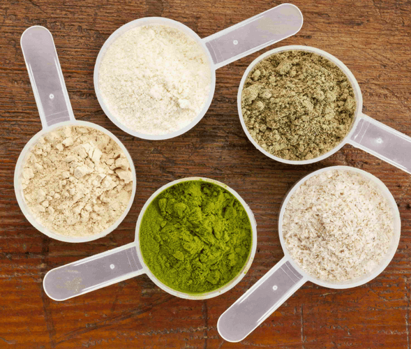 Why choose a gluten free protein powder?