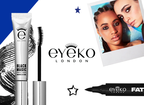 Eyeko london eyeko product range