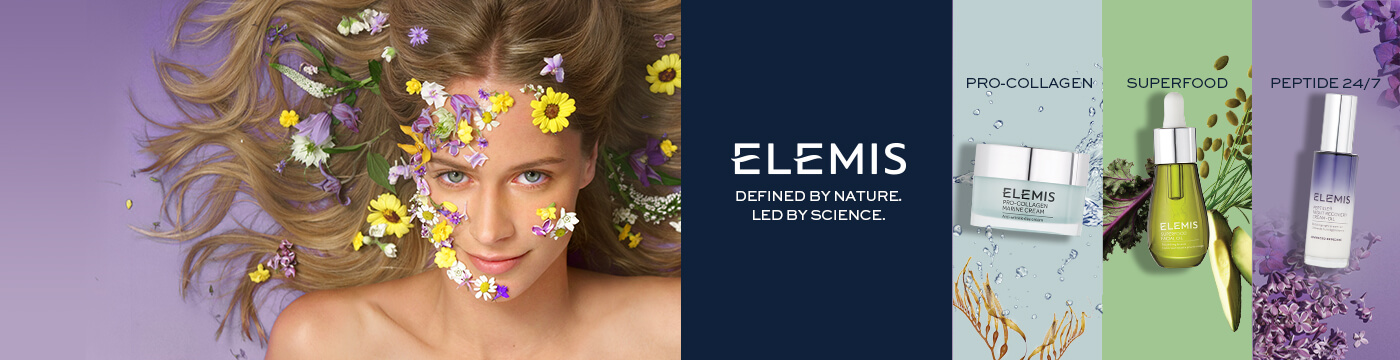 elemis defined by nature led by science