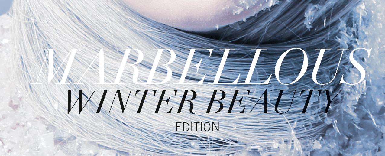 GLOSSYBOX marbellous winter beauty edition