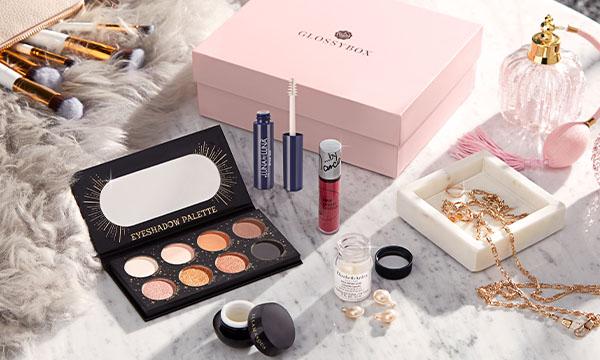 GLOSSYBOX November Box Make-up & Magic Edition