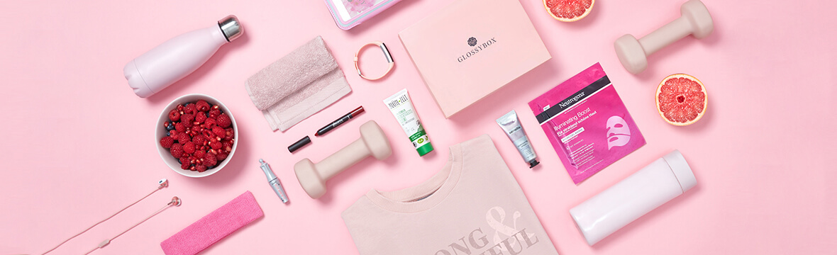 GLOSSYBOX Strong & Beautiful Edition