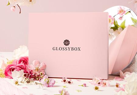 April Glossybox 2020 blossom flowers blumen frühling spring
