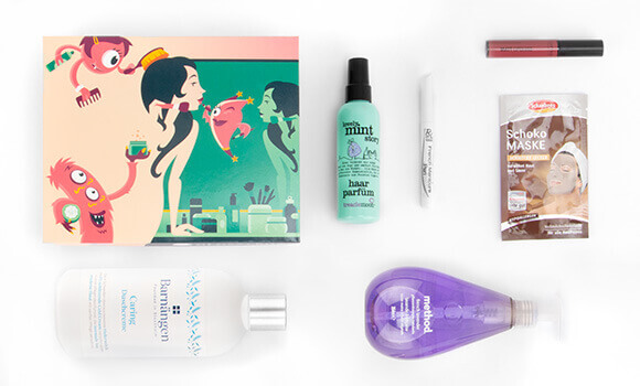 Glossybox Young Beauty Juni 2018