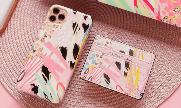Up your phone case game with 25% off💅