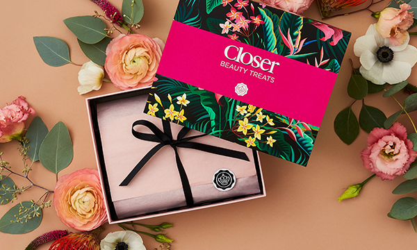 GLOSSYBOX x Closer Limited Edition