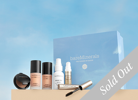 bareMinerals X GLOSSYBOX Limited Edition Sold Out