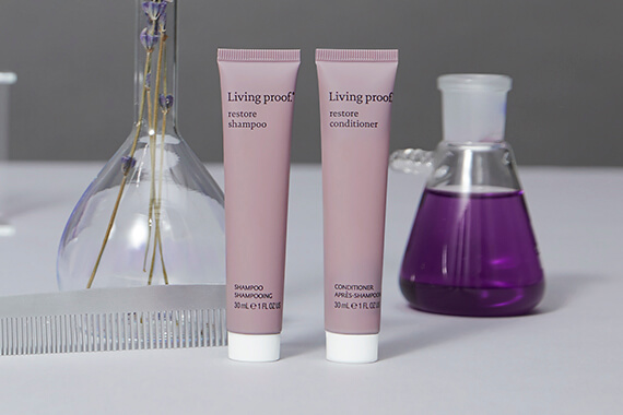 Living Proof.® restore shampoo & conditioner