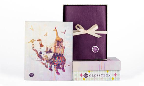 GLOSSYBOX de septembre