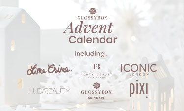 GLOSSYBOX Advent Teaser featuring Fenty Beauty