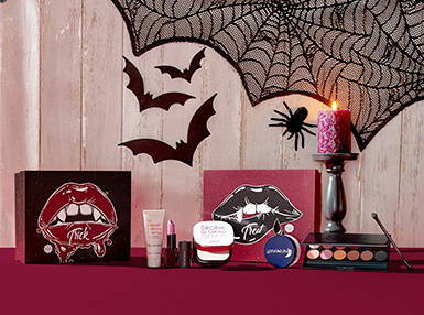 OCTOBER'S TRICK OR TREAT BOXES