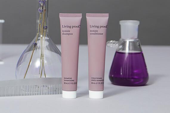 Living Proof.® restore shampoo & conditioner