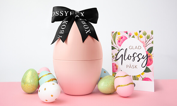 GLOSSYBOX Pink Easter Egg Limited Edition