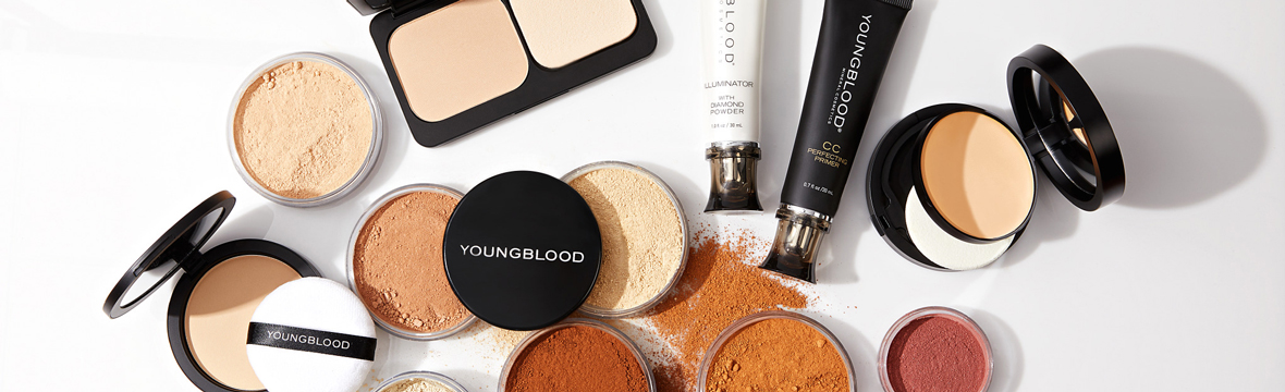 Youngblood Makeup Cosmetics Ry