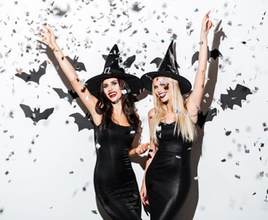 Our Favourite Halloween Blogger Looks
