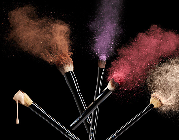 Shop our New Professional Brushes