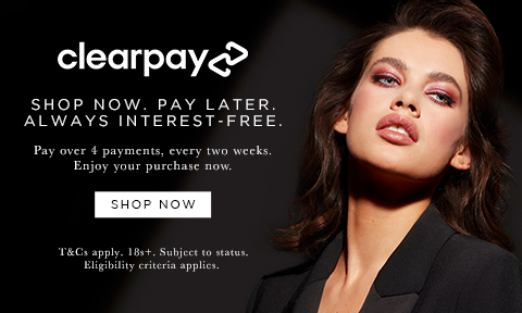 Illamasqua  - now available to purchase through Clearpay