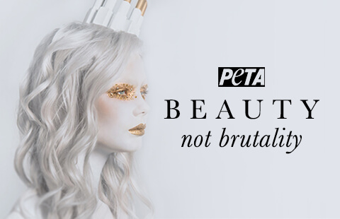 Beauty Not Brutality, Peta approved Vegan Make-Up