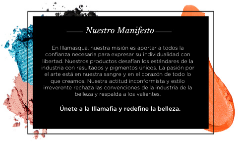 Nuestro Manifesto
