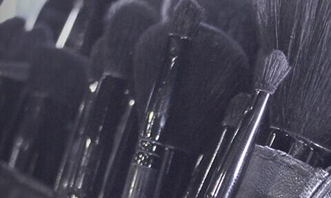 Usa i nostri cruelty-free pennelli per gli occhi, per un'applicazione professionale.
