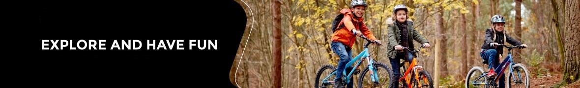 Denovo Kids Bikes