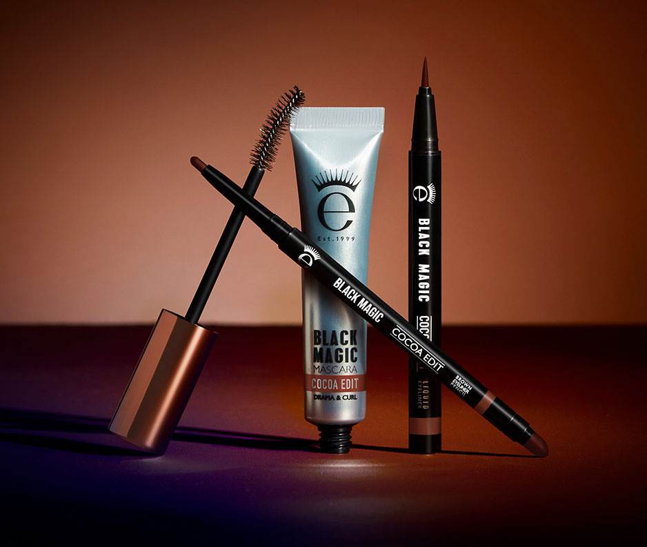 Shop our Black Magic: Cocoa Edit Collection