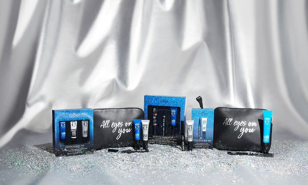 Buy any 2 Christmas gift sets and receive a full size Eye-Do liner for yourself with code: MAGIC