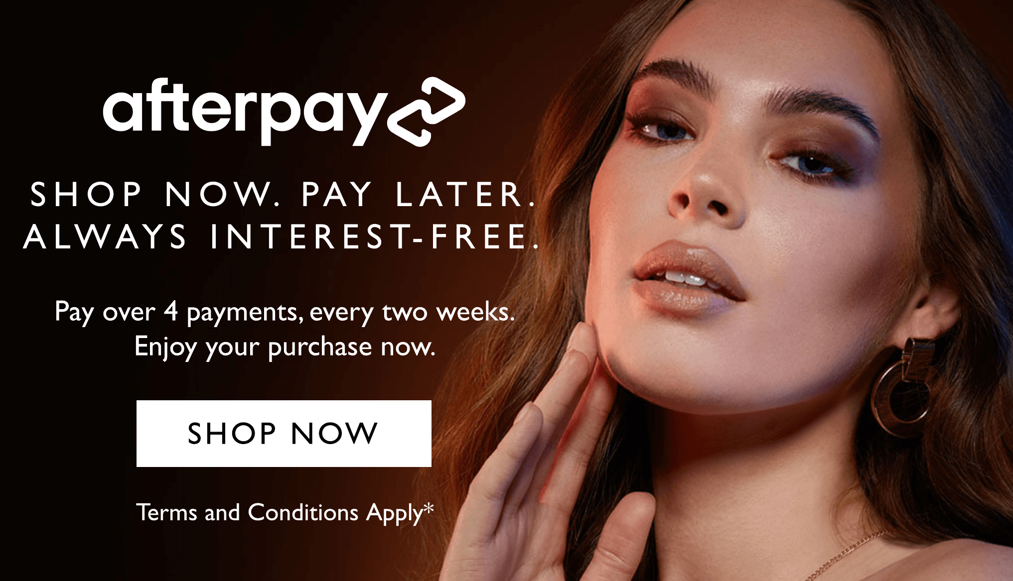 Afterpay, 4 easy payments