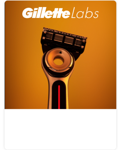 GilletteLabs Heated Razor