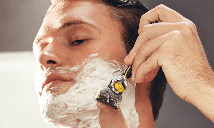 CUSTOMISING YOUR SHAVE
